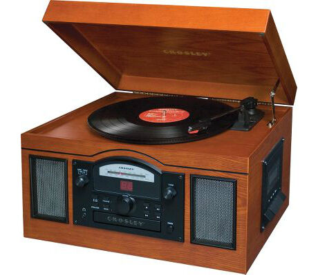 Top 6 Record Player And Cassette Player Combination Products