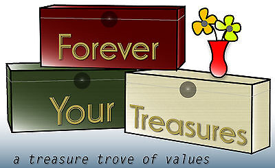 Forever Your Treasures
