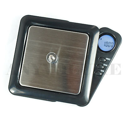 "0.01g x 100g Digital Pocket Jewelry Scale with ""Blade"" foldable LCD display"