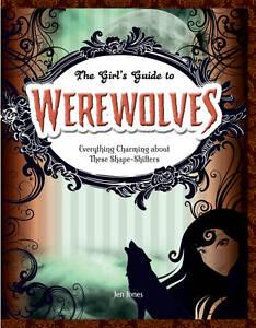 Jones  Jen-Werewolves  BOOK NEW