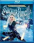 Sucker Punch (Blu-ray Disc, 2011, 2-Disc Set, Extended Cut)