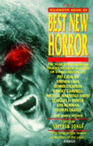 The-Mammoth-Book-of-Best-New-Horror-1998-Mammoth-Books-Good-185487554X