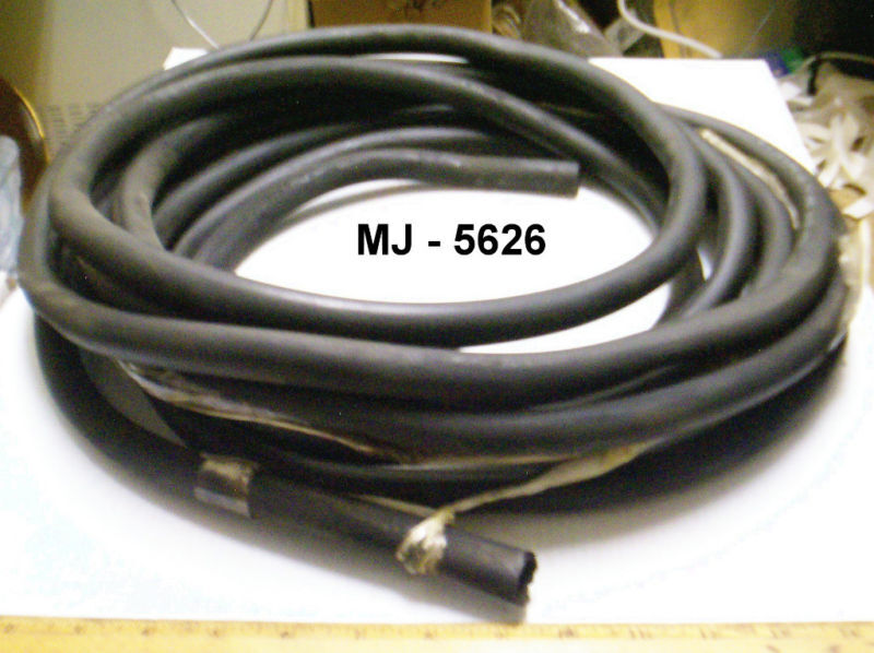 The Boeing Company - 30 Feet of Rubber Tubing / Hose  (NOS)