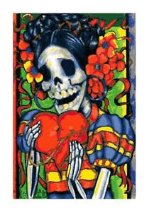 Dia-De-Los-Muertos-Day-of-the-Dead-Cross-Stitch-Pattern