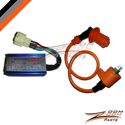 Performance Cdi Ignition Coil Gy6 Go Kart 150cc Howhit