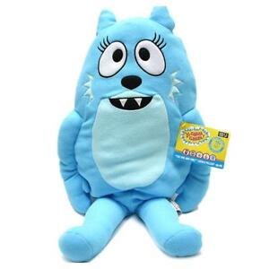 YO-GABBA-GABBA-TOODEE-FLEECE-CUDDLE-PILLOW-BLUE-LARGE-SOFT-PLUSH-26-NEW