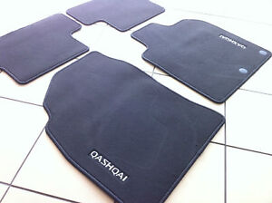 Nissan-Qashqai-Luxury-Velour-Floor-Mats-Genuine-New-KE755JD011