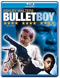 Bullet Boy Bluray 2010  NEW AND SEALED  Ashley Walters - london, London, United Kingdom - Bullet Boy Bluray 2010  NEW AND SEALED  Ashley Walters - london, London, United Kingdom