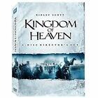 Kingdom of Heaven (DVD, 2006, 4-Disc Set, Director's Cut; Widescreen)
