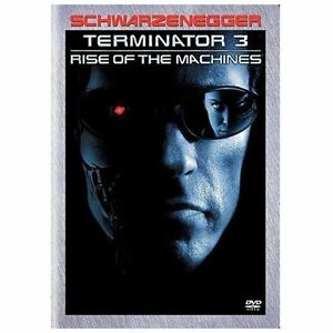 Terminator 3: Rise of the Machines (Widescreen Edition) NEW!