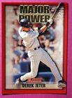 Major Leagues Derek Jeter Lot Baseball Cards