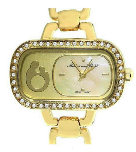 "SHORT SALE  NEW MOTHER GIFT!  ""Mother & Child"" Watch - Embracing Child"