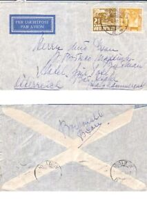 Air-Mail-Letter-Netherland-India-to-Austria-1937