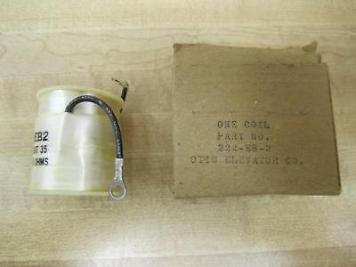 Otis 222eb2 1230 Ohms Coil