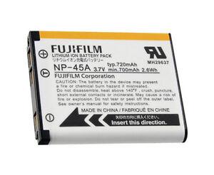 Genuine-Original-Fujifilm-NP-45A-Battery-For-NP-45-J10-J25-J35-Z300-EXR-JX255