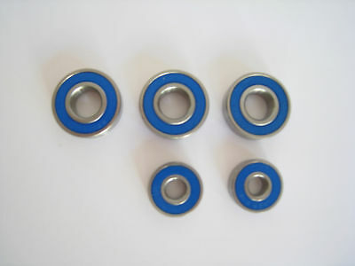 Mavic R-sys Sl Ceramic Ball Bearing Front & Rear Wheels Rebuild Kit