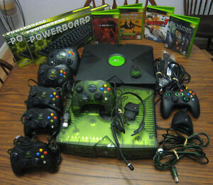 XBOX / XBOX 360/SONY PS2/SEGA DREAMCAST/GAMECUBE/3DO