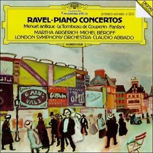 Maurice-Ravel-Ravel-Piano-Concertos-1988-CD-Deutsche-Grammophon