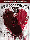 My Bloody Valentine (Blu-ray/DVD, 2012, Canadian; 3D)