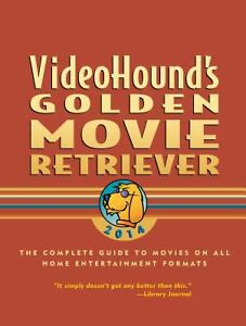 VideoHounds-Golden-Movie-Retriever-2014-2013-Paperback