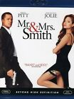 Mr. and Mrs. Smith (Blu-ray Disc, 2009)