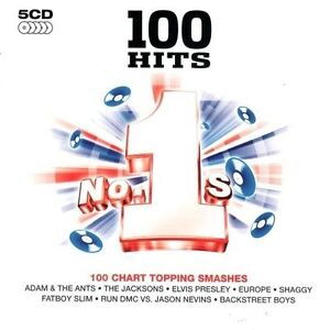 100 HITS VARIOUS ARTISTS 100 CHART TOPPING SMASHES 5 CD BOX - <span itemprop=availableAtOrFrom>Loughborough, Leicestershire, United Kingdom</span> - 100 HITS VARIOUS ARTISTS 100 CHART TOPPING SMASHES 5 CD BOX - Loughborough, Leicestershire, United Kingdom