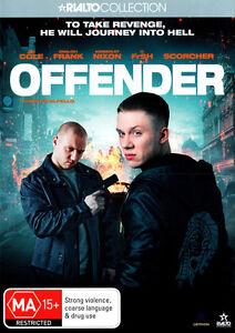 Offender (DVD, 2013) BRAND NEW REGION 4