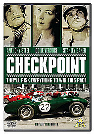 Checkpoint-DVD-Stanley-Baker-James-Robertson-Justice-Anthony-Steel