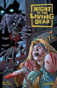 Night of the Living Dead Volume 3, Wolfer, Mike, New Book