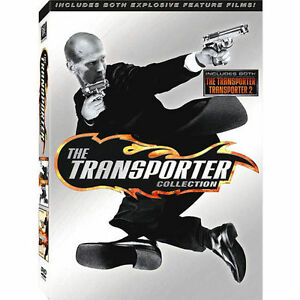 TRANSPORTER COLLECTION (DVD, 2009, 2-Disc Set) NEW