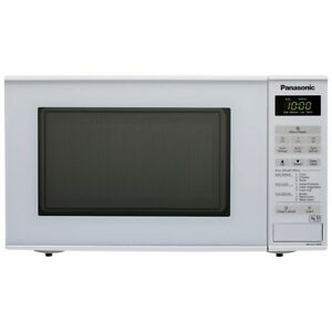 Image Is Loading Panasonic Nne271wmbpq 800w Microwave Oven 20l White New