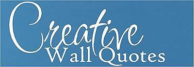 creativewallquotes