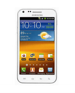 Samsung-Galaxy-S-II-SPH-D710-16GB-White-Sprint-Smartphone-24hr-Auction-L-K