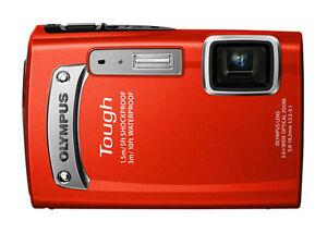 Olympus Tough TG-320 Vs. Fujifilm FinePix XP50