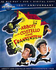 Abbott and Costello Meet Frankenstein (Blu-ray/DVD, 2012, 2-Disc Set)