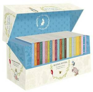 The World of Peter Rabbit - the Complete Collection of Original Tales 1-23 by Be