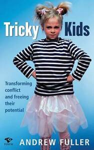 NEW Tricky Kids By Andrew Fuller Paperback Free POST