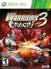 Warriors Orochi 3 Video Games