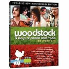 Woodstock: Three Days of Peace & Music (DVD, 2009, Special Edition)