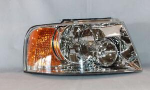 TYC-20-6397-00-Headlight-Light-Lamp-Right-Passenger-Side-New-Lifetime-Warranty