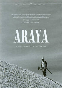 ARAYA-acclaimed-restored-1959-classic-from-Venezuela-France-sealed-NEW-DVD