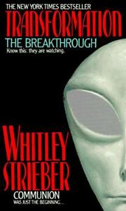 Transformation-The-Breakthrough-by-Whitley-Strieber-1989-PB-Alien-Abduction