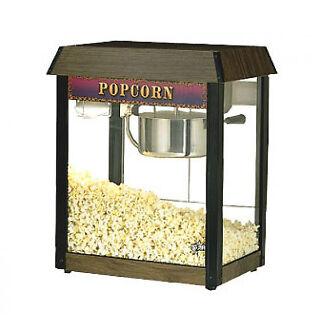 Popcornmaschinen - nicht nur im Kino ein Muss!