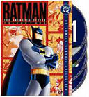 Batman: The Animated Series - Vol. 1 (DVD, 2004, 4-Disc Set) (DVD, 2004)