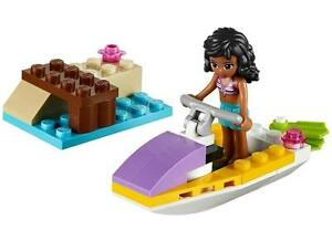 Lego Friends Water Scooter Fun 41000 -  Brand New - Fast Postage