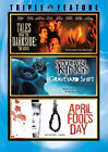 Tales from the Darkside/Graveyard Shift/April Fools Day (DVD, 2007, 3-Disc Set, Widescreen)