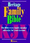 The Heritage Deluxe Family Bible, , 0529053047