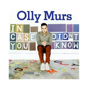 Olly-Murs-In-Case-You-Didnt-Know-CD-13-Brilliant-Tracks