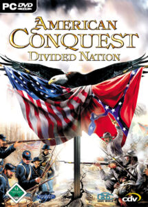American Conquest - Divided Nation - CD-ROM