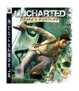 Uncharted: Drake's Fortune (Sony PlaySta...
